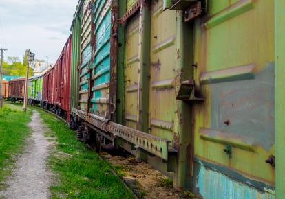 Більш ніж половина вантажних вагонів в Україні вичерпали термін експлуатації