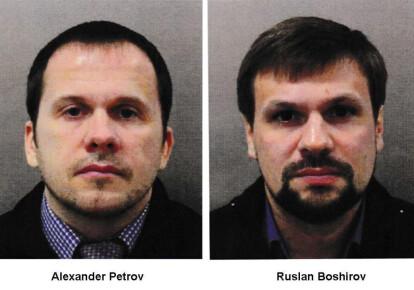 Кроме Александра Петрова и Руслана Боширова-Чепиги в Солсбери приезжал еще один сотрудник ГРУ
