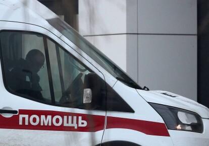 Скорая помощь в России/ТАСС