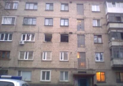 Вибух в Луганську