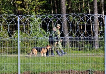 У Литві криза через мігрантів, які прибувають через Білорусь