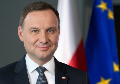 Анджей Дуда/фото: prezydent.pl