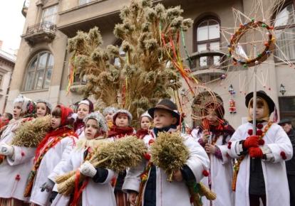 Рождество - любимый праздник большинства украинцев