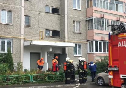 Наслідки вибуху в Єкатеринбурзі