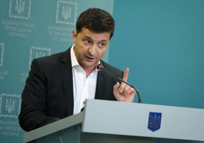 Владимир Зеленский требует от Евросоюза дать исчерпывающий список требований к вступлению в ЕС