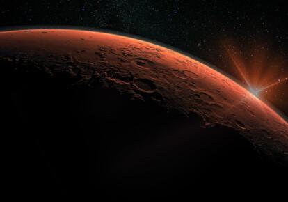 NASA отправит на Марс космический корабль. Фото: Shutterstock