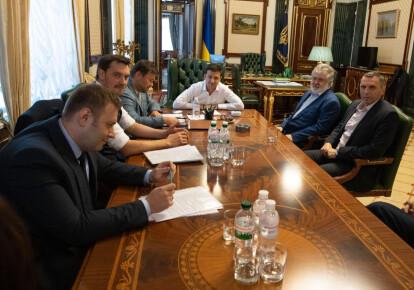 Фото: facebook.com/president.gov.ua