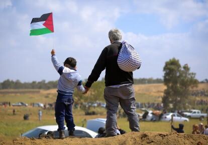 США возобновляют экономическую и гуманитарную помощь Палестине