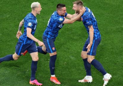 Євро-2020 Словаччина-Польща