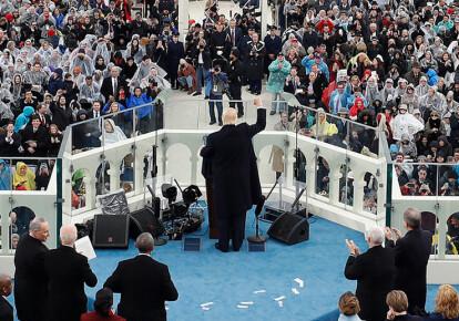 Роберт Мюллер заинтересовался украинцами, посетившими инаугурацию Дональда Трампа. Фото: ЕРА