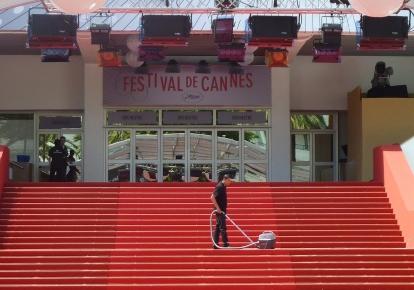 Фестиваль традиционно пройдет в Каннах