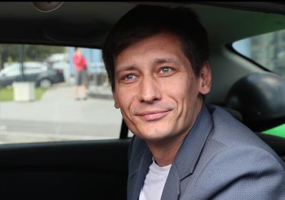 Дмитро Гудков