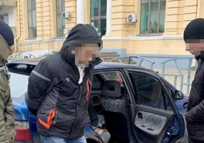 Правоохоронці затримали підозрюваного у Харкові