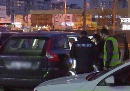 Інцидент стався на вулиці Маршала Тимошенка