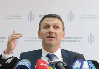 Роман Труба считает, что во всех скандалах, связанных с ГБР, виновен Петр Порошенко. Фото: УНИАН