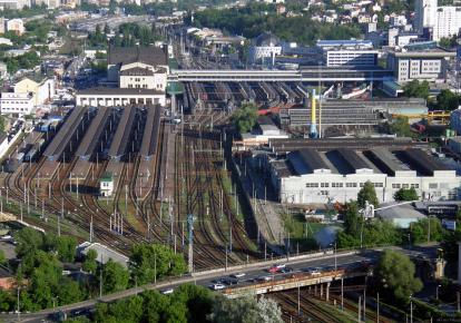 Станция Киев-Пассажирский