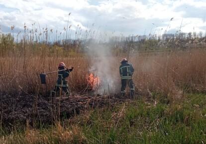 Рятувальники оголосили надзвичайний рівень пожежної небезпеки