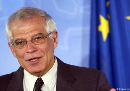 Глава дипломатии Европейского союза Жозеп Боррель