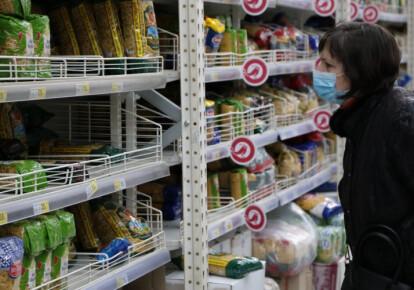 Коронавирус может подорвать мировой рынок продовольствия. Фото: УНИАН