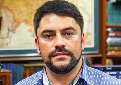 Кандидат в депутаты Киеврады Владислав Трубицин