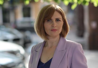 Заступниця міністра юстиції Олена Висоцька