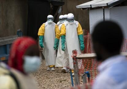Лихоманка Ебола в Демократичній Республіці Конго