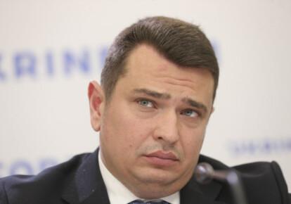 Директор НАБУ Артем Ситник. Фото: УНІАН