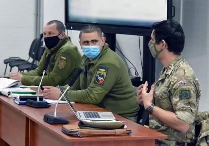 На Николаевщине завершилась конференция по планированию украинско-британских учений