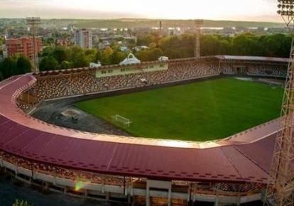 Стадіон імені Романа Шухевича