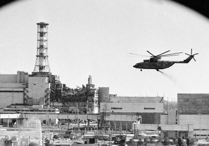 Ликвидация аварии на ЧАЭС, 1986 г. Фото: Игорь Костин
