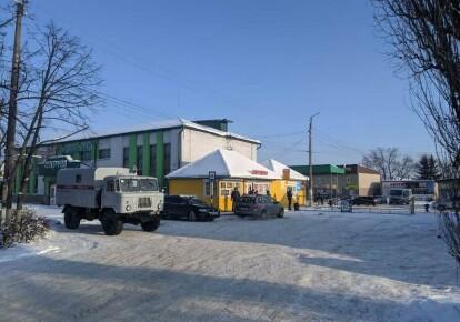 По состоянию на 8 февраля в Украине развернули 4 883 пункта обогрева