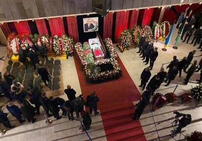 Похороны Кернеса