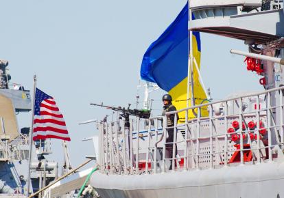 Дискуссия об интеграции в НАТО вернулась в украинскую политику только с началом российской агрессии