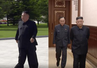 Зовнішність схудлого Кім Чен Ина викликала стурбованість співгромадян