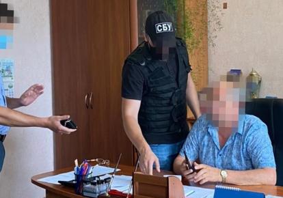 СБУ задержала мэра одного из городов Кировоградской области