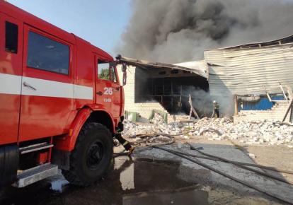 Рятувальників викликали до складу на Пирогівському шляху, 154