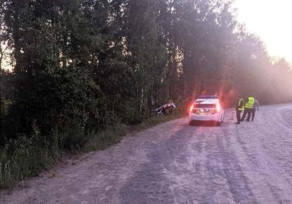 Аварія сталася поблизу села Михалин