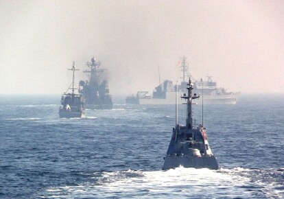 Спільні навчання ВМС України та НАТО