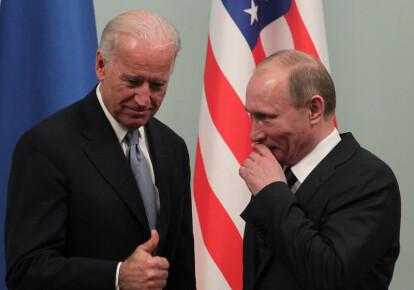 Джо Байден созвонился с Владимиром Путиным. Архивное фото