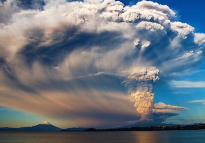 Динозаври могли з'явитися через виверження вулканів