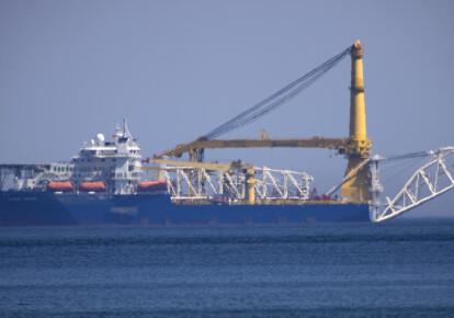 """США введут новые санкции против """"Северного потока-2"""" / EPA/UPG"""