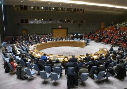 Украина пожаловалась Совбезу ООН на действия России