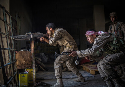 Военный конфликт в Сирии