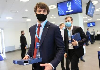 Александра Шовковского заявили на участие в товарищеском матче сборной Украины по футболу с Францией