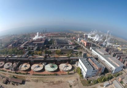 Николаевской глиноземный завод