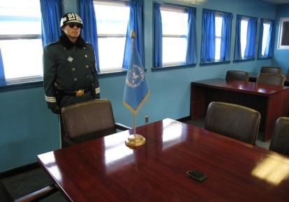Между Северной и Южной Кореями восстановили прямое телефонное сообщение