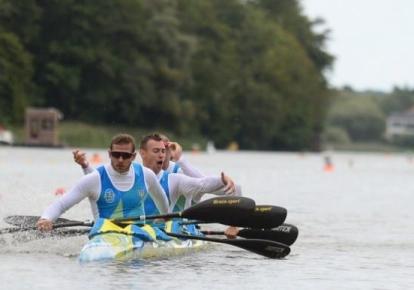 На чемпіонаті світу з веслування українці отримали чотири золоті медалі