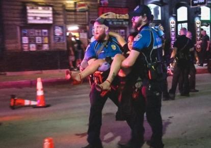 Пострадавшие в стрельбе в Техасе