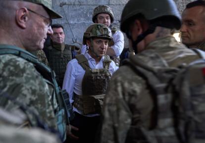 Володимир Зеленський сподівається завершити війну на Донбасі вже в цьому році/Офіс президента
