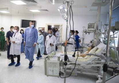 Київський міський дитячий кардіологічний центр планують відкрити в наступному році